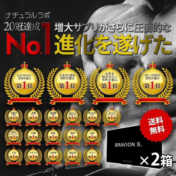 20冠達成・ブラビオンエス